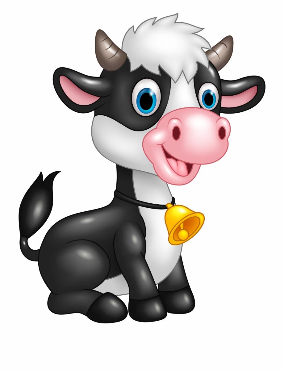 Cows Clipart Transparent Background.