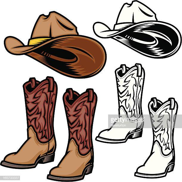 60 Top Cowboy Boot Stock Illustrations, Clip art, Cartoons, & Icons.