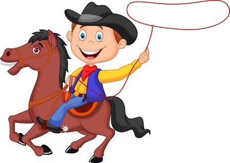 26,036 Cowboy Stock Illustrations, Cliparts And Royalty Free Cowboy.