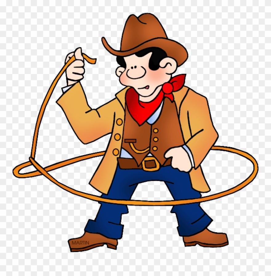 Cowboy Clip Art.