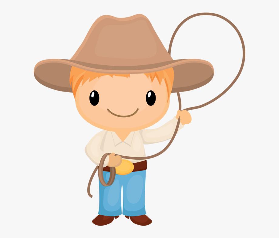 Cowboy Clipart Transparent.