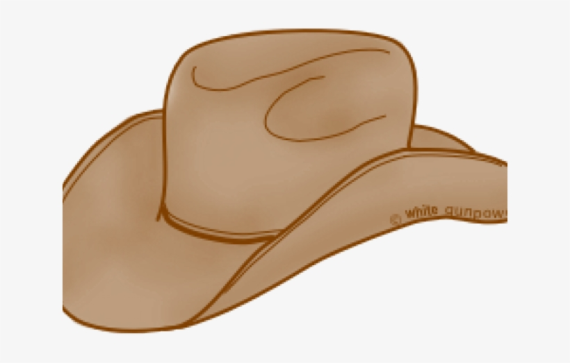 Cowboy Hat Clipart Transparent Background.