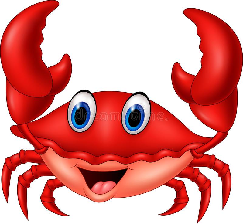 Cartoon Crab Stock Illustrations.