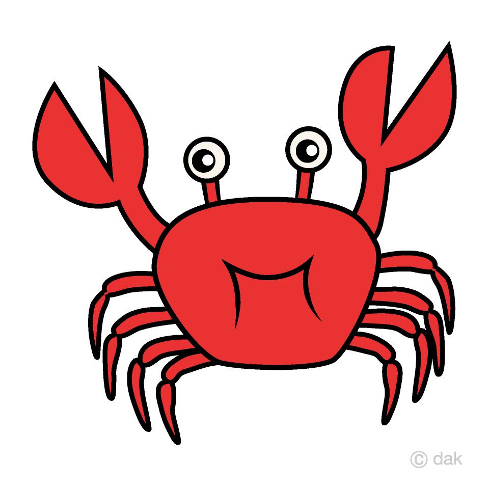 Crab Clipart Free Picture Illustoon.