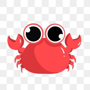 Crab Cartoon PNG Images.