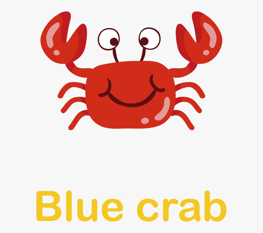 Crab Clipart Mud Crab.