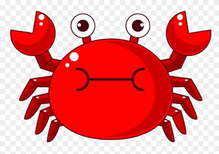 Cartoon Crab Png.