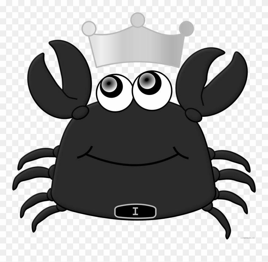 Crab Clipartblack Com Animal Free Images.