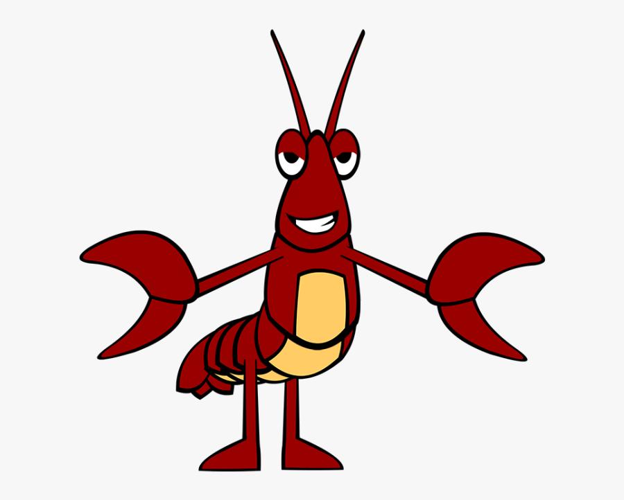 Baw, The Crawfish.