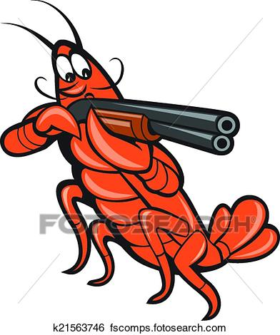 Crawfish clipart cartoon, Crawfish cartoon Transparent FREE.