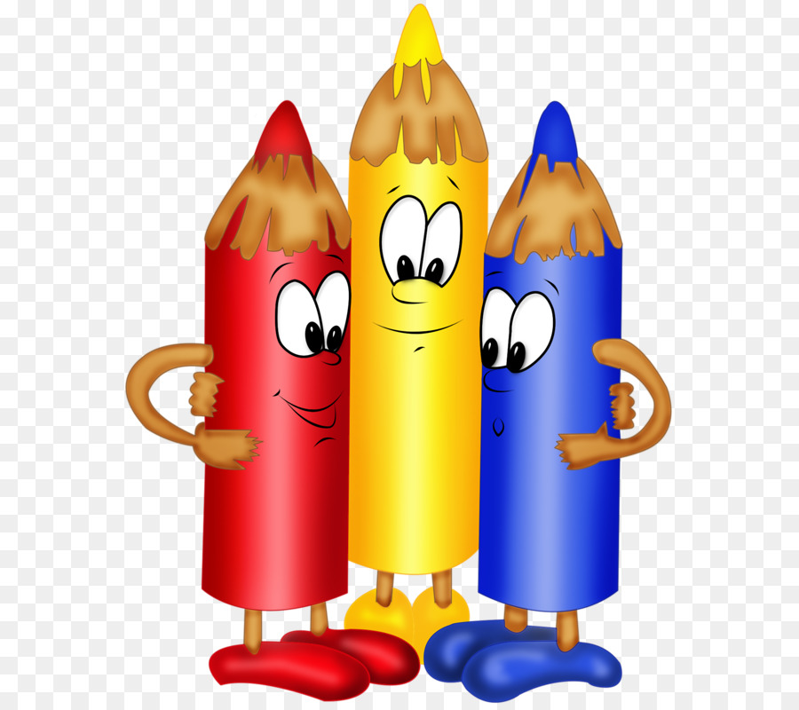 Pencil Cartoon clipart.