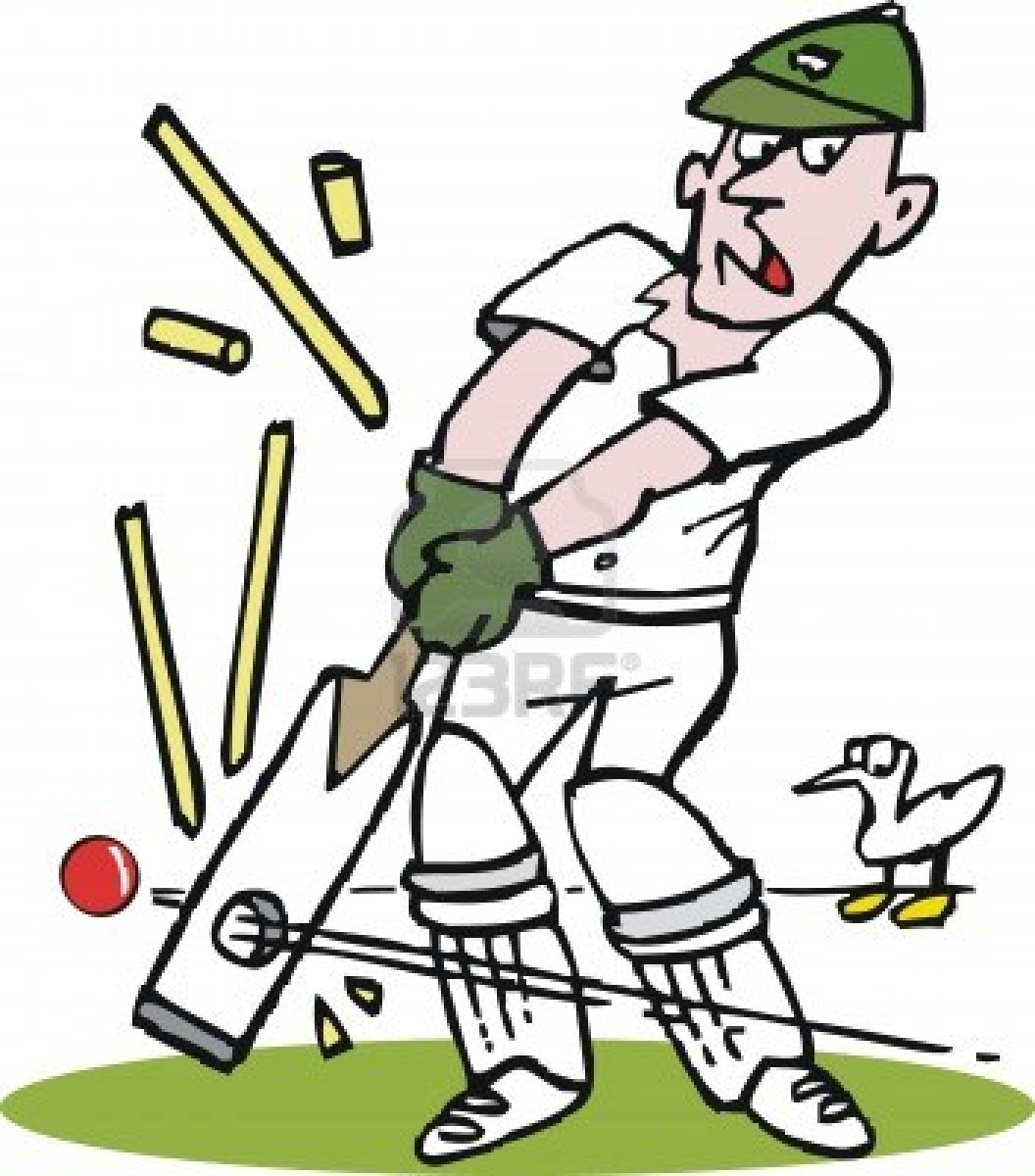 Free Cartoon Cricket, Download Free Clip Art, Free Clip Art.
