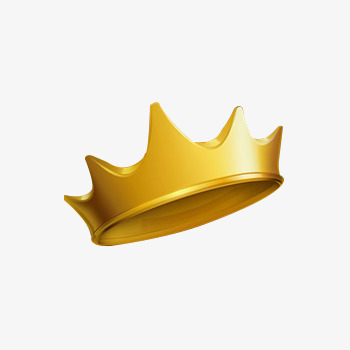 Gold Crown, Crown Clipart, Clipart, Golden PNG Transparent Image and.