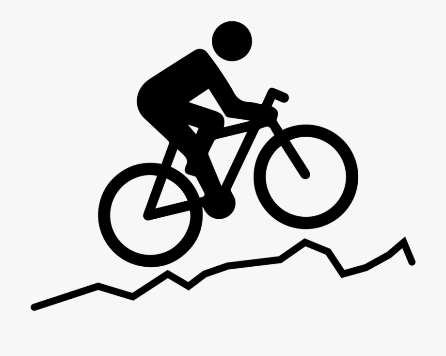 Bicycle Clipart Cycling Class.