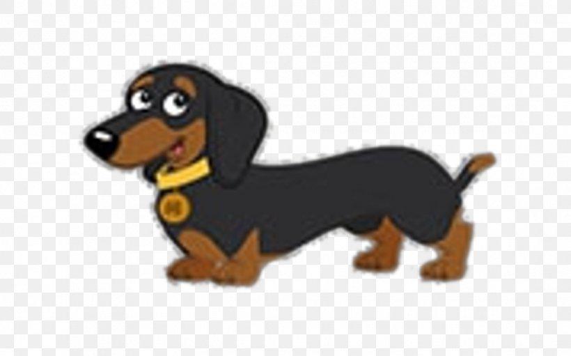 Dachshund Puppy Cartoon Dog Breed Clip Art, PNG, 1095x683px.