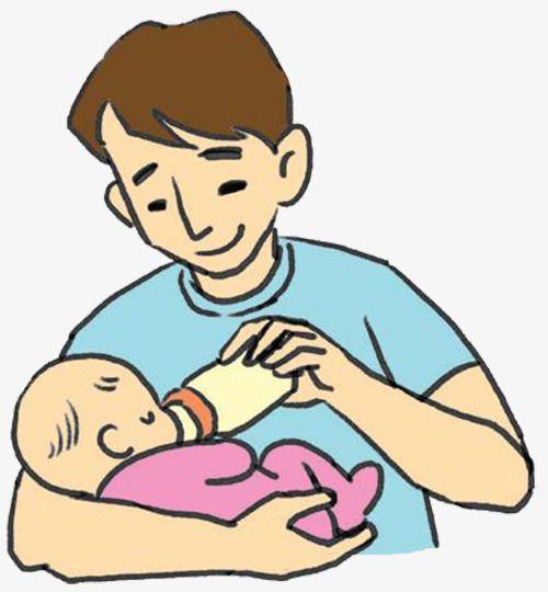 Oh Baby Daddy Cartoon.