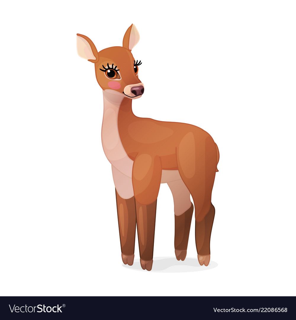 Cartoon animal clip art vector image on VectorStock.