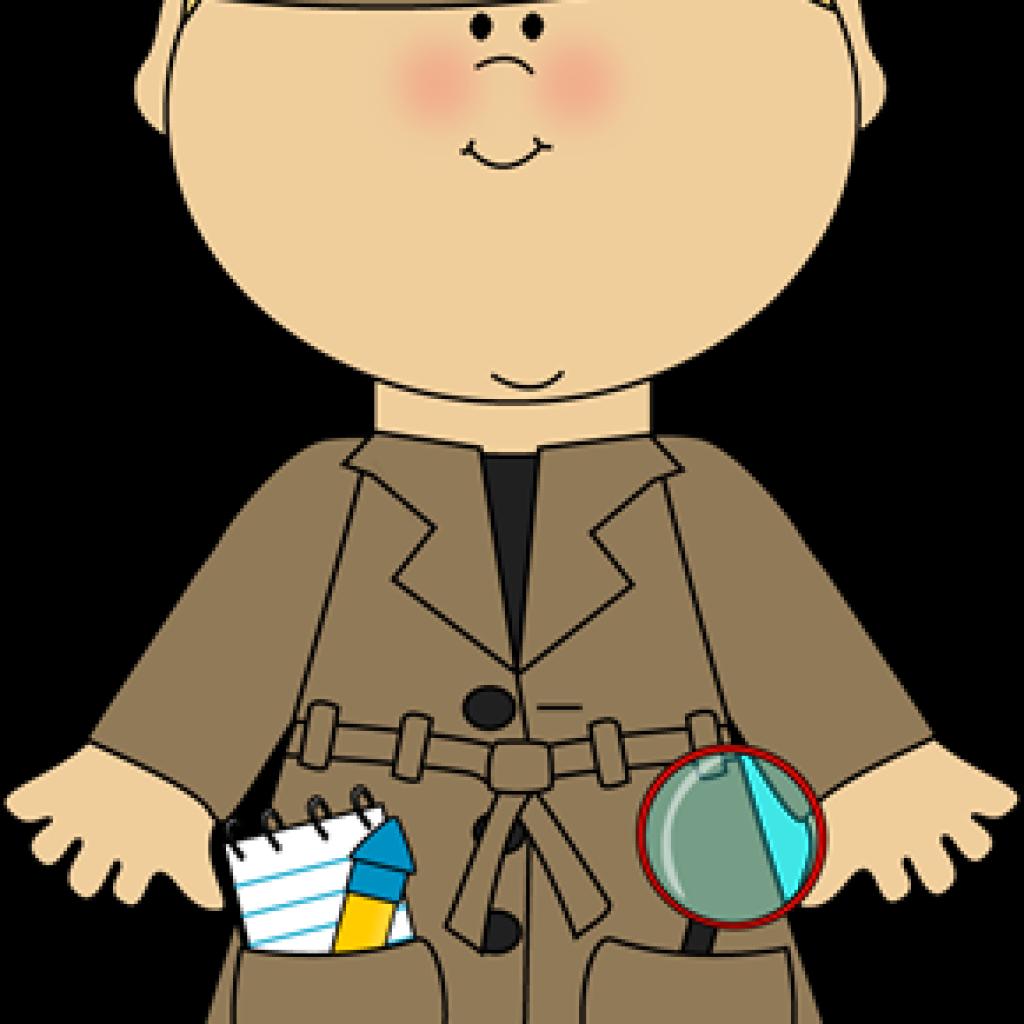 Detective Clipart Detective Clip Art Detective Images.