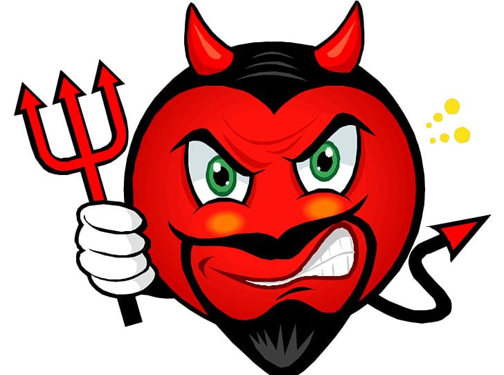 Devil Smiley PNG, Clipart, Cartoon, Demon, Devil, Devil Cliparts.