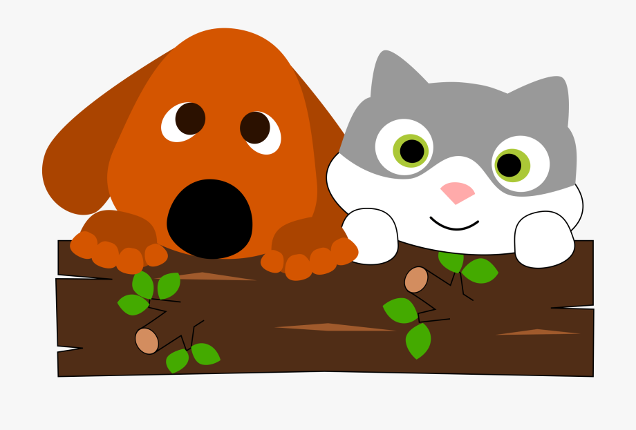 Free Dog And Cat Clipart Images.