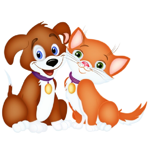 Free Pictures Of Cartoon Dogs And Cats, Download Free Clip.