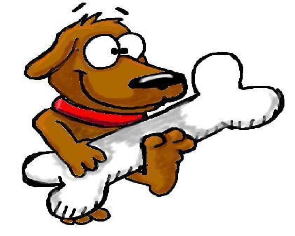 Free Cartoon Pictures Of Dog Bones, Download Free Clip Art.