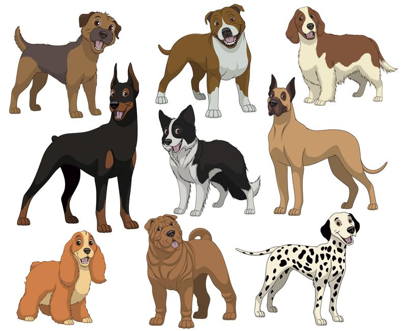 Dogs clipart, Cartoon dogs, Dog, Dogs, Cartoons, Clipart, Clip art, Cute,  Happy,Cartoon,Vector,Silhouette,Graphics,Illustration,Logo,Digital.