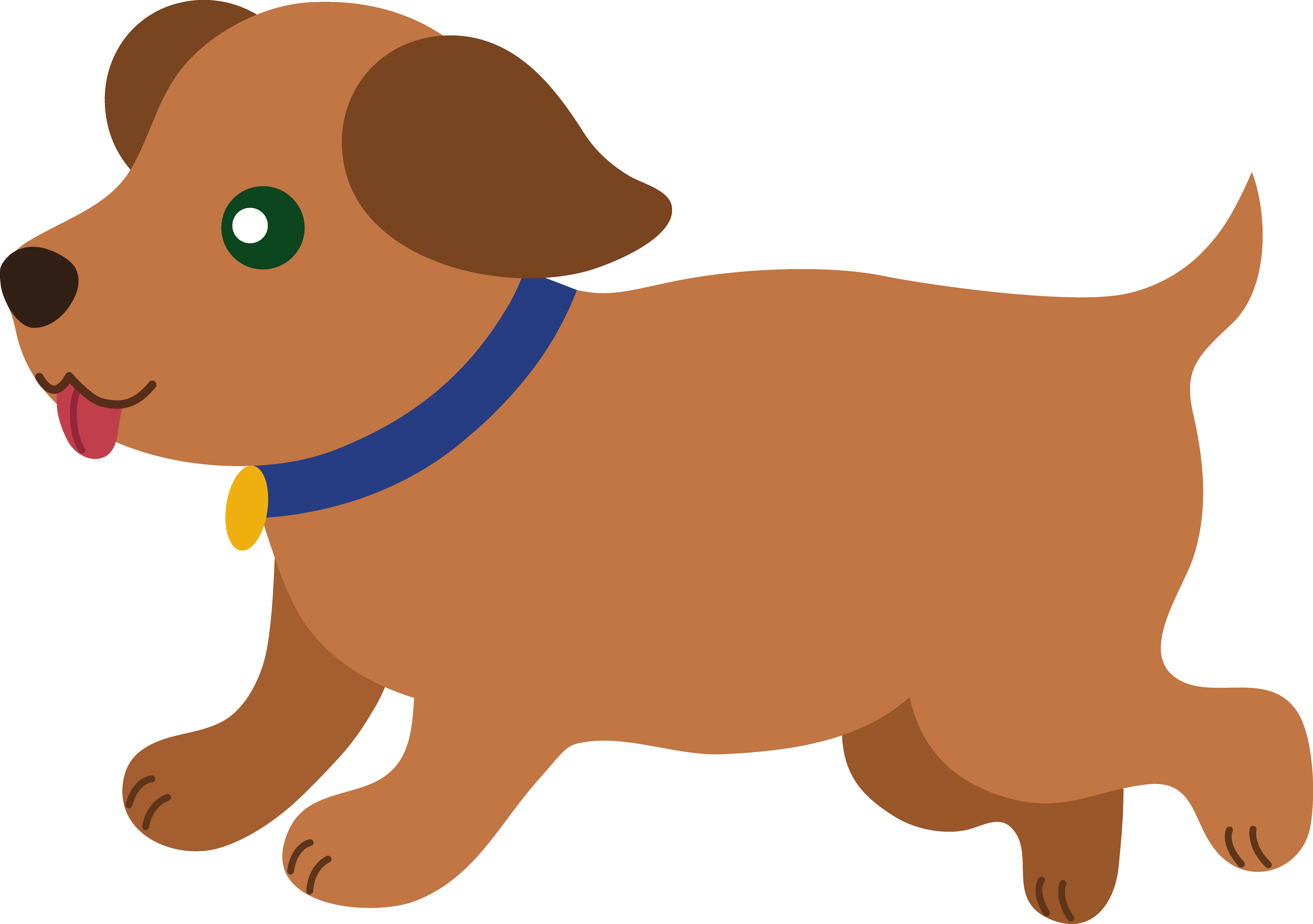 Cartoon dog clipart 5 » Clipart Portal.
