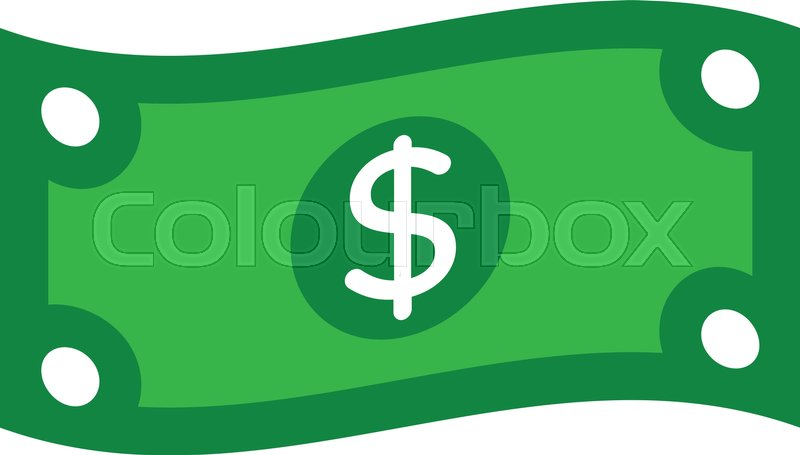 Cartoon dollar bill clipart 6 » Clipart Station.