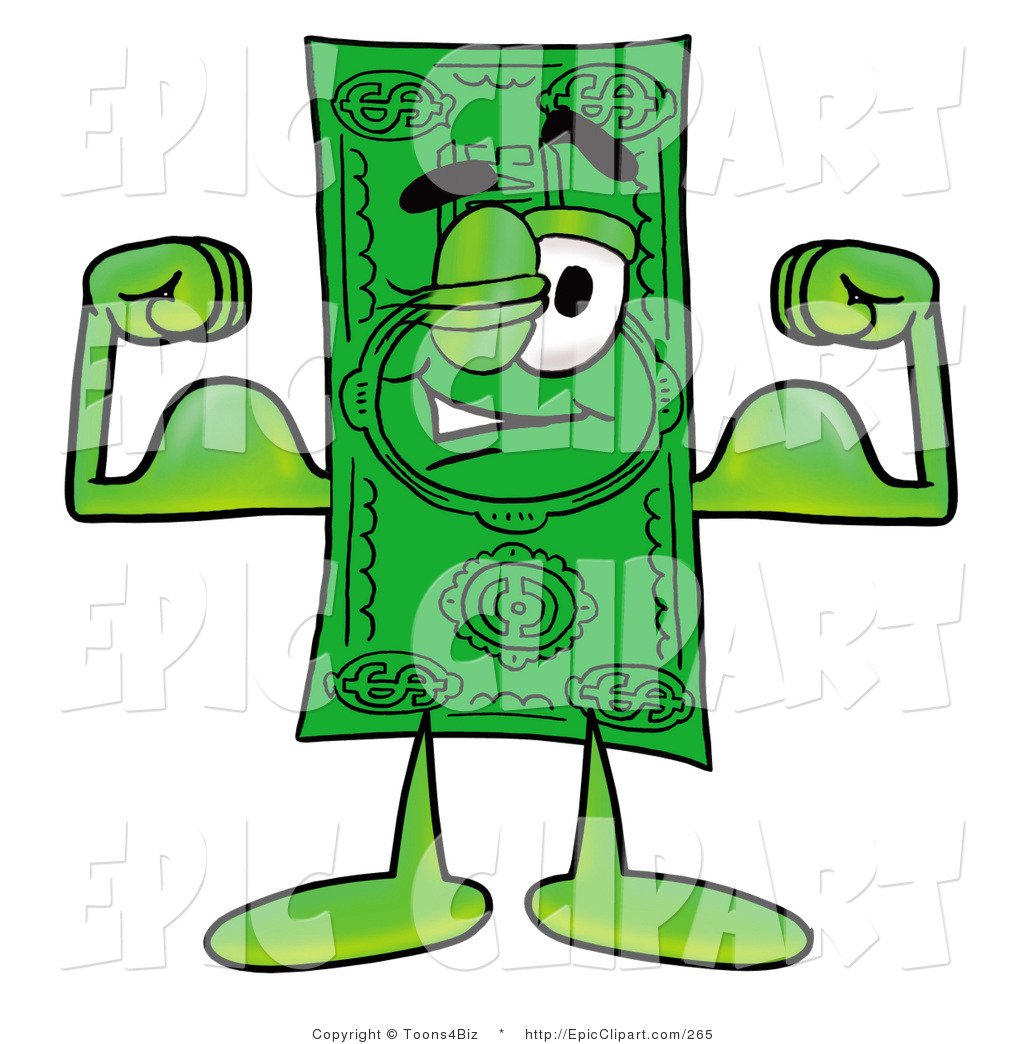 20 Dollar Bill Clipart.