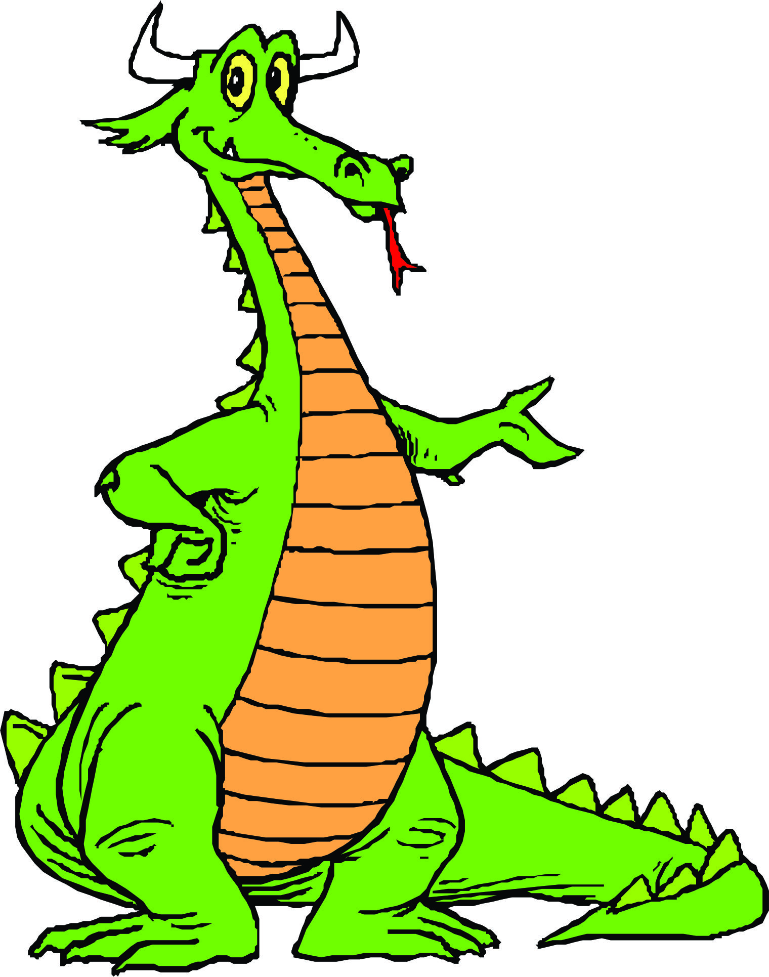 Free Cartoon Pictures Of Dragons, Download Free Clip Art, Free Clip.