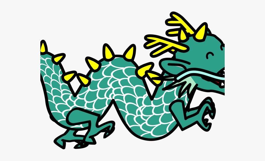 Komodo Dragon Clipart Simple Cartoon , Png Download.