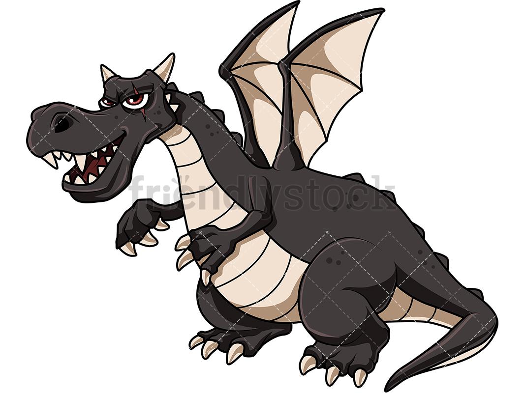 Fierce Dragon.