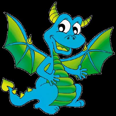 Funny Dragons.