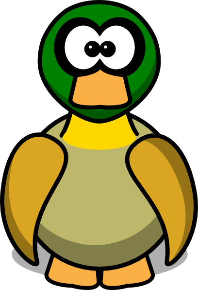 Free Picture Of A Cartoon Duck, Download Free Clip Art, Free Clip.