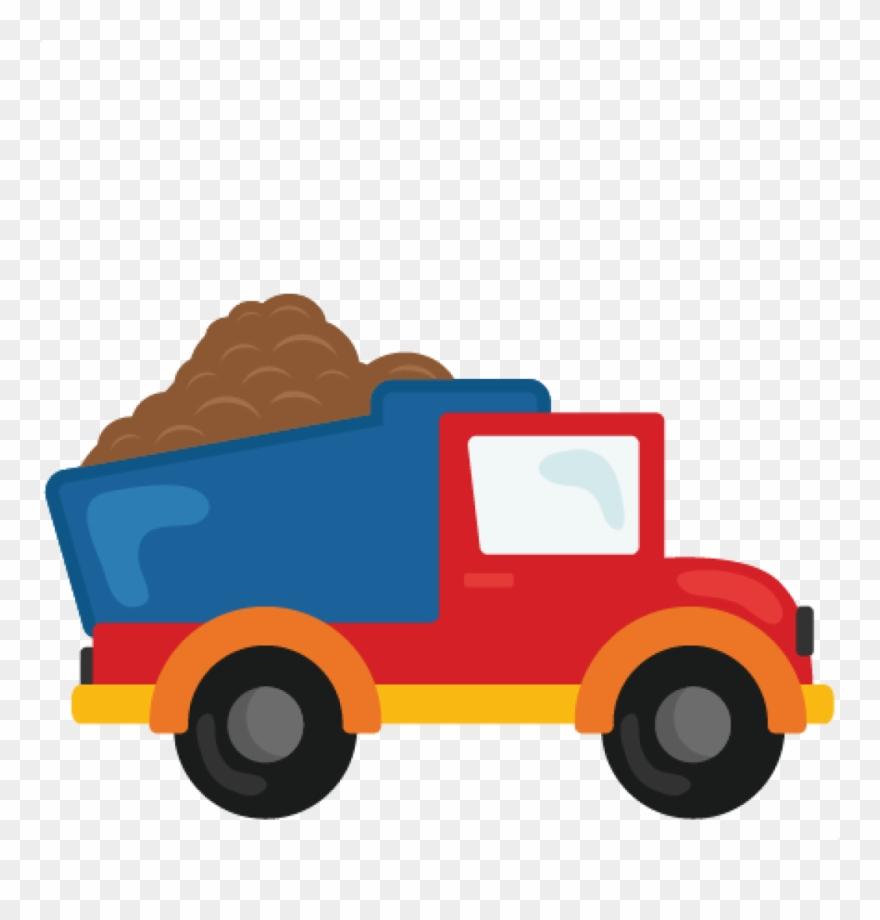 Truck Clipart Dump Truck.