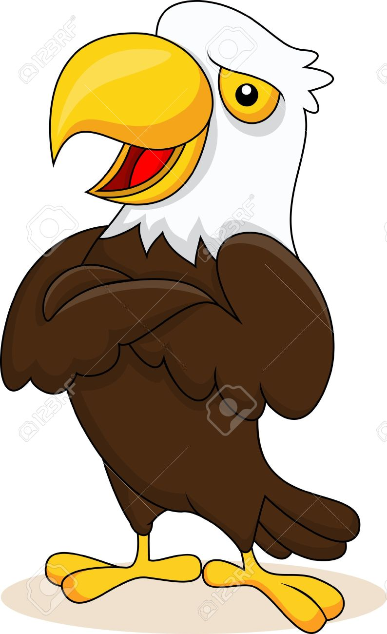 Cartoon Pictures Of Eagles.