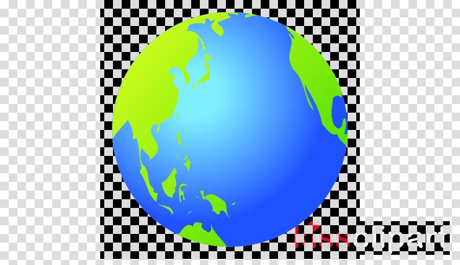 Cartoon Earth clipart.