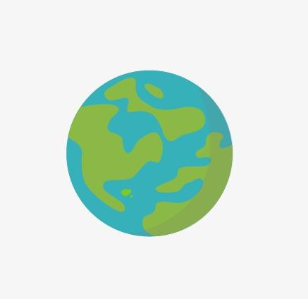 Earth, Vector Earth, Cartoon Earth PNG A #483766.