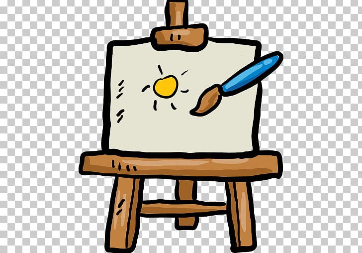 Painting Easel Canvas Computer Icons PNG, Clipart, Art, Artwork.