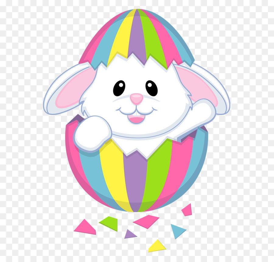 Easter Eggs Clipart Cute.