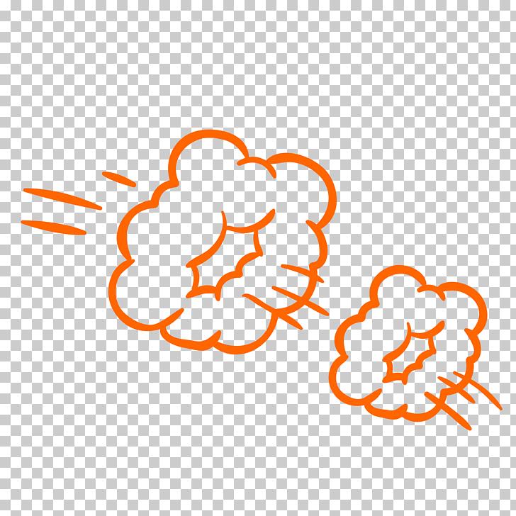 Cartoon cartoon explosion effect PNG clipart.