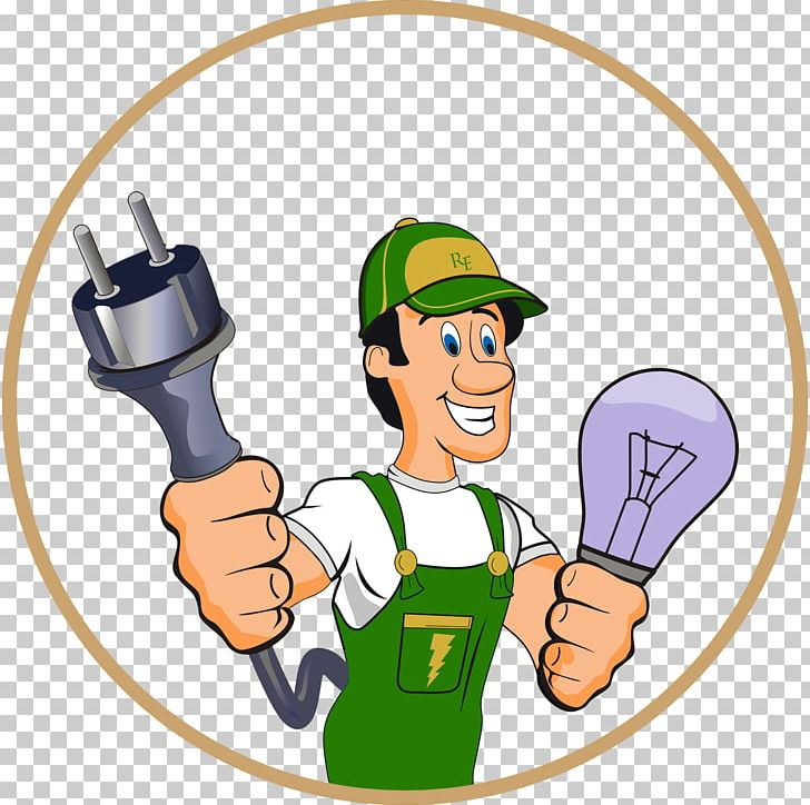 Electrician Electricity Electrical Contractor Advertising.