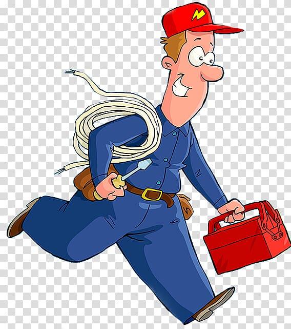 Electrician graphics Electricity , electrician cartoon.