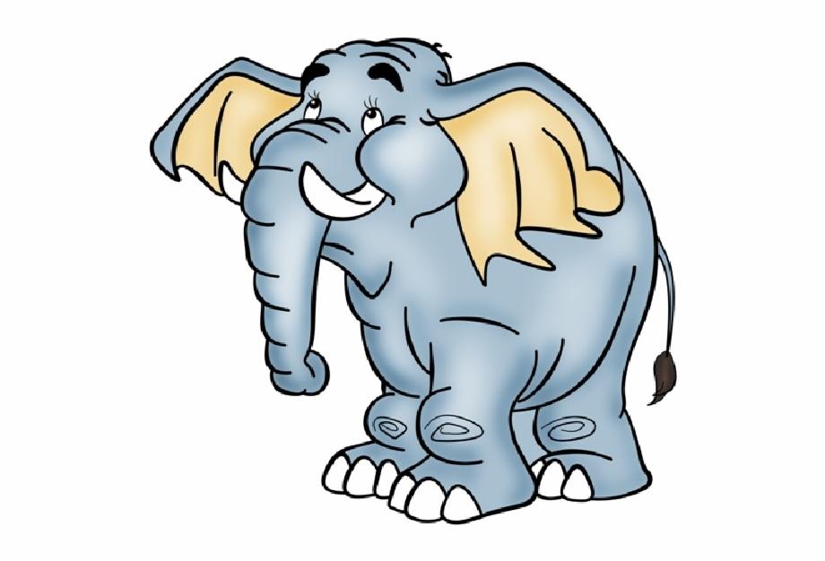 Cartoon Elephant Png.