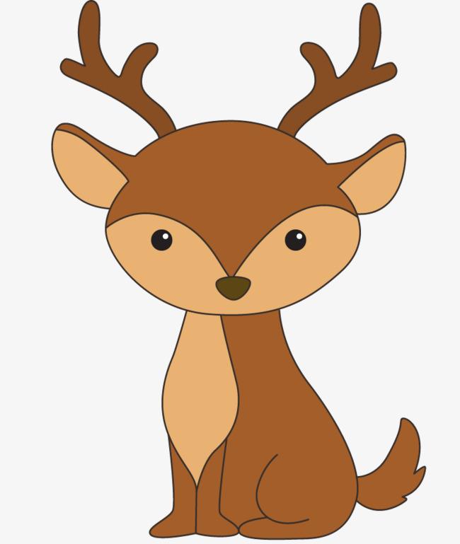 Cute Elk Png & Free Cute Elk.png Transparent Images #27255.