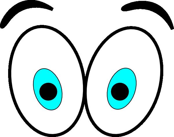 animated eyes.