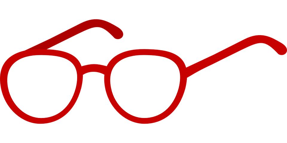 826 Eyeglasses free clipart.