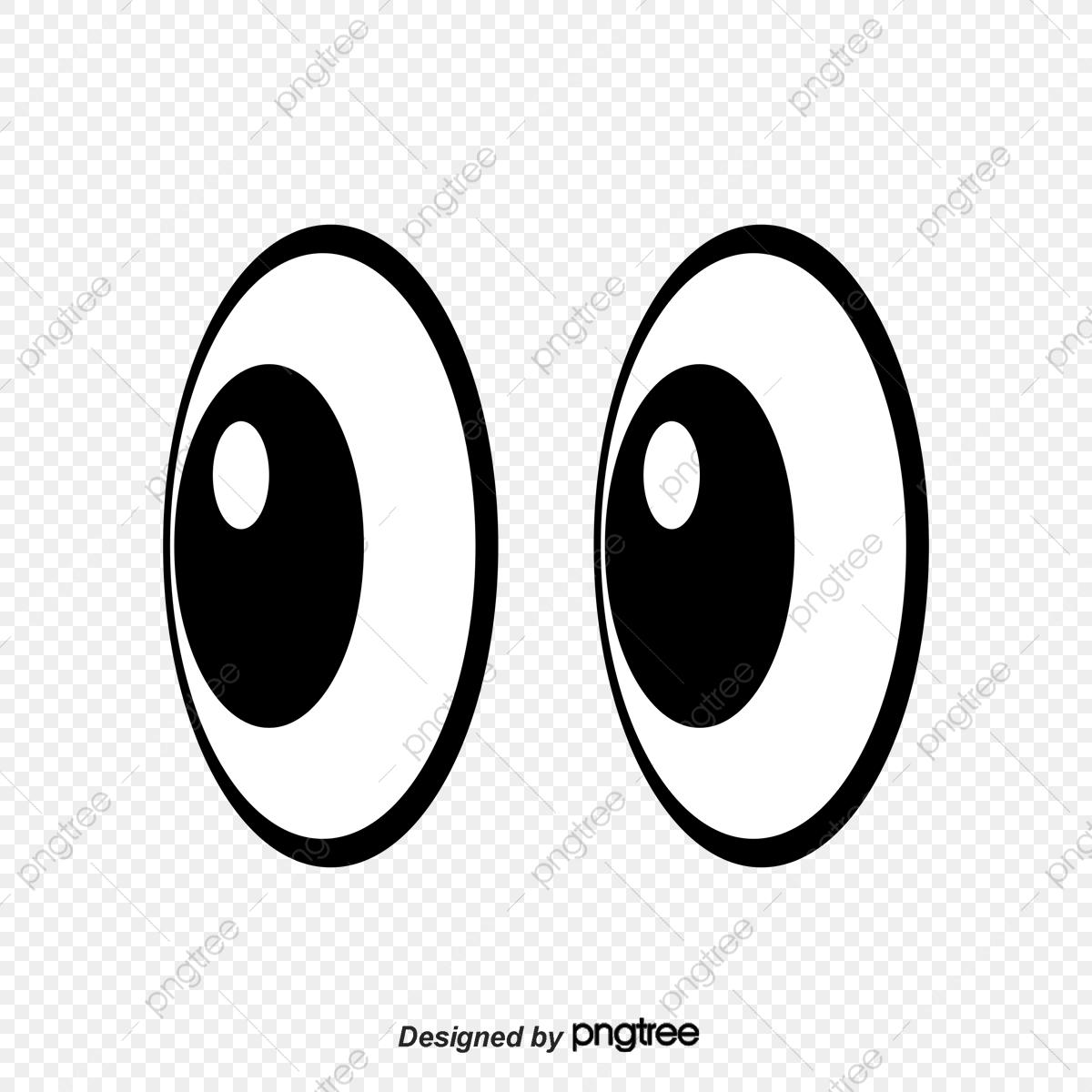 Cartoon Eyes, Cartoon Clipart, Eyes Clipart, Cartoon PNG Transparent.