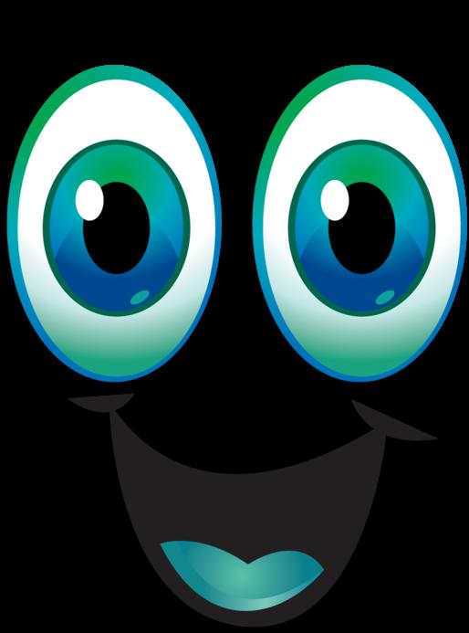 HD Happy Happy Cartoon, Cartoon Eyes, Powerpoint Clip.